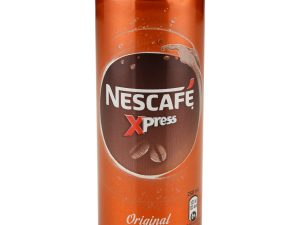 Nescafe X-Press, 250ml € 2,00,-