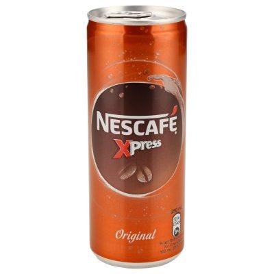 Nescafe X-Press, 250ml € 2,00,-