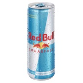Red Bull , Sugarfree , 250 ml € 2,00,-