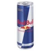Red Bull , 250 ml , € 2,00,-